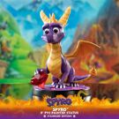 Spyro the Dragon - PVC Statue - First4Figures product image