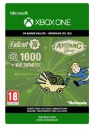 Fallout 76 - 1000 Atoms - Xbox Download product image