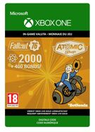 Fallout 76 - 2000 Atoms - Xbox Download product image