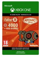 Fallout 76 - 4000 Atoms - Xbox Download product image