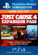Just Cause 4 Expansion Pass - PlayStation Network (België) product image
