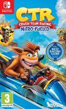 Crash Team Racing Nitro-Fueled product image