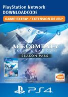 Ace Combat 7 - Skies Unknown Season Pass - PlayStation Network (België) product image