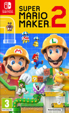 Super Mario Maker 2 product image