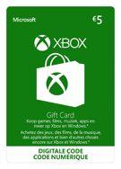 5 Euro Xbox Gift Card product image