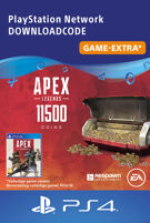 Apex Legends 10000 (+1500 Bonus) Coins - PlayStation Network (België) product image