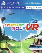 Everybody's Golf VR product image