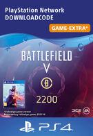 Battlefield V - Currency 2200 - PlayStation Network (België) product image