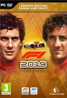 F1 2019 Legends Edition product image