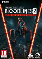 Vampire: The Masquerade - Bloodlines 2 First Blood Edition product image