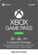Xbox Game Pass Ultimate 3 maanden product image
