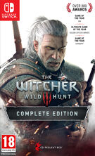 The Witcher 3 - Wild Hunt Complete Edition product image