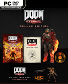 Doom Eternal Deluxe Edition product image
