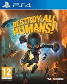 Destroy All Humans! (2020) product image