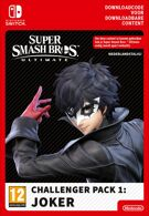 Super Smash Bros. Ultimate - Challenger Pack 1: Joker - Nintendo Switch eShop product image