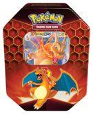 Pokémon Trading Card Game - Hidden Fates Charizard GX Tin product image