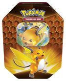 Pokémon Trading Card Game - Hidden Fates Raichu GX GX Tin product image