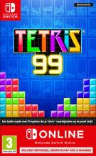 Tetris 99 + Jaarabonnement Nintendo Switch Online product image