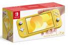 Nintendo Switch Lite Yellow product image