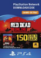Red Dead Online 150 Gold Bars - PlayStation Network (België) product image