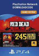 Red Dead Online 245 Gold Bars - PlayStation Network (België) product image