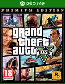Grand Theft Auto V Premium Edition product image