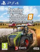 Farming Simulator 19 Platinum Edition product image