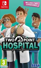Two Point Hospital product image