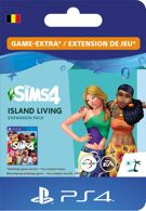 The Sims 4 Eiland Leven Uitbreiding - PlayStation Network (België) product image