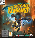 Destroy All Humans! (2020) - DNA Collector's Edition product image