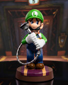 Luigi PVC Statue - Luigi's Mansion - First 4 Figures product image