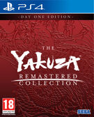 Yakuza Remastered Collection - Limited Day One Edition product image