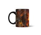 Doom - Metal Badge Heat Change Mok product image