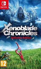 Xenoblade Chronicles - Definitive Edition product image