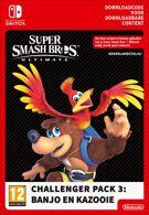 Super Smash Bros. Ultimate - Challenger Pack 3: Banjo & Kazooie - Nintendo Switch eShop product image