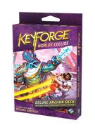KeyForge Card Game - Worlds Collide Deluxe Deck product image
