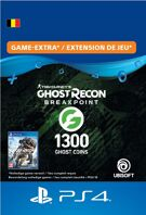 Ghost Recon Breakpoint 1200 (+100) Ghost Coins - PlayStation Network (België) product image
