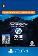 Ghost Recon Breakpoint 2400 (+ 400) Ghost Coins - PlayStation Network (België) product image