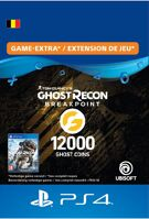 Ghost Recon Breakpoint 9600 (+2400) Ghost Coins - PlayStation Network (België) product image
