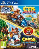 Crash Team Racing & Crash N'Sane Trilogy Double Pack product image