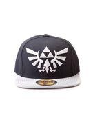 Snapback Cap Zelda Twilight Princess Grey Triforce - Difuzed product image
