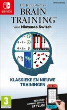 Dr. Kawashima's Brain Training voor Nintendo Switch product image