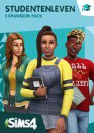 De Sims 4 - Studentenleven Expansion Pack product image