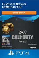 Call Of Duty - Modern Warfare 2400 Points - PlayStation Network (België) product image
