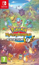 Pokémon Mystery Dungeon: Rescue Team DX product image
