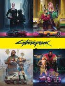 Cyberpunk 2077 - The World of Cyberpunk Hardcover product image