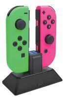 Oplaadstation voor 2 Controllers voor Nintendo Switch - Skylab product image