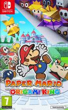 Paper Mario - The Origami King product image