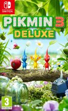 Pikmin 3 Deluxe product image