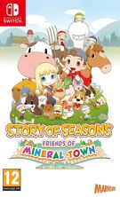 Story of Seasons - Friends of Mineral Town product image